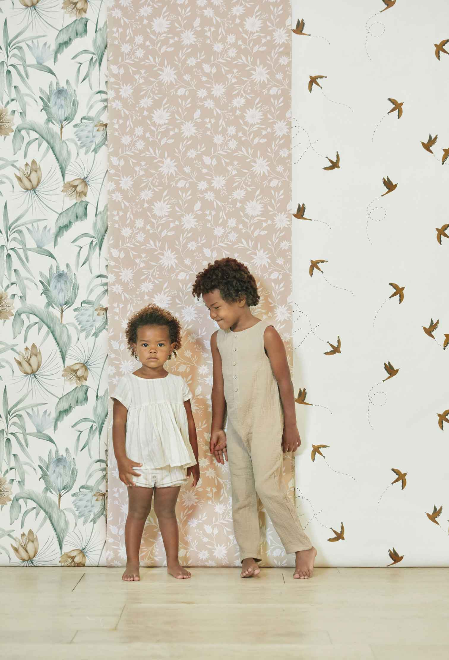 Rylee + Cru x Lulu and Georgia Wallpaper Collection
