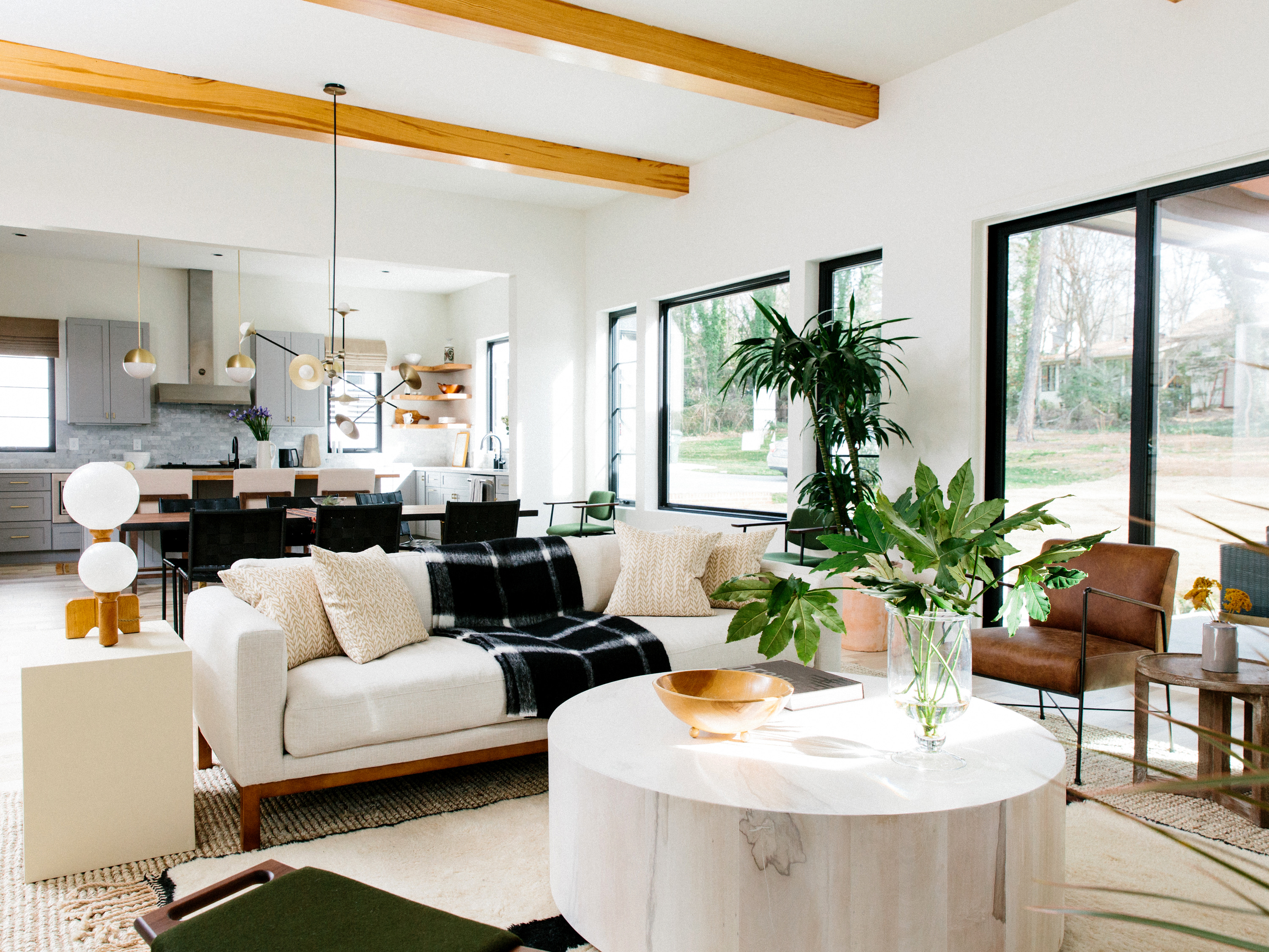 Allyson Payer's Bright, Modern Home