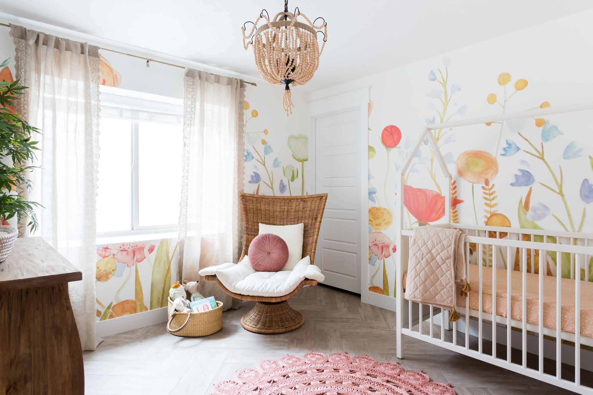 Cara Loren's Whimsical Nursery