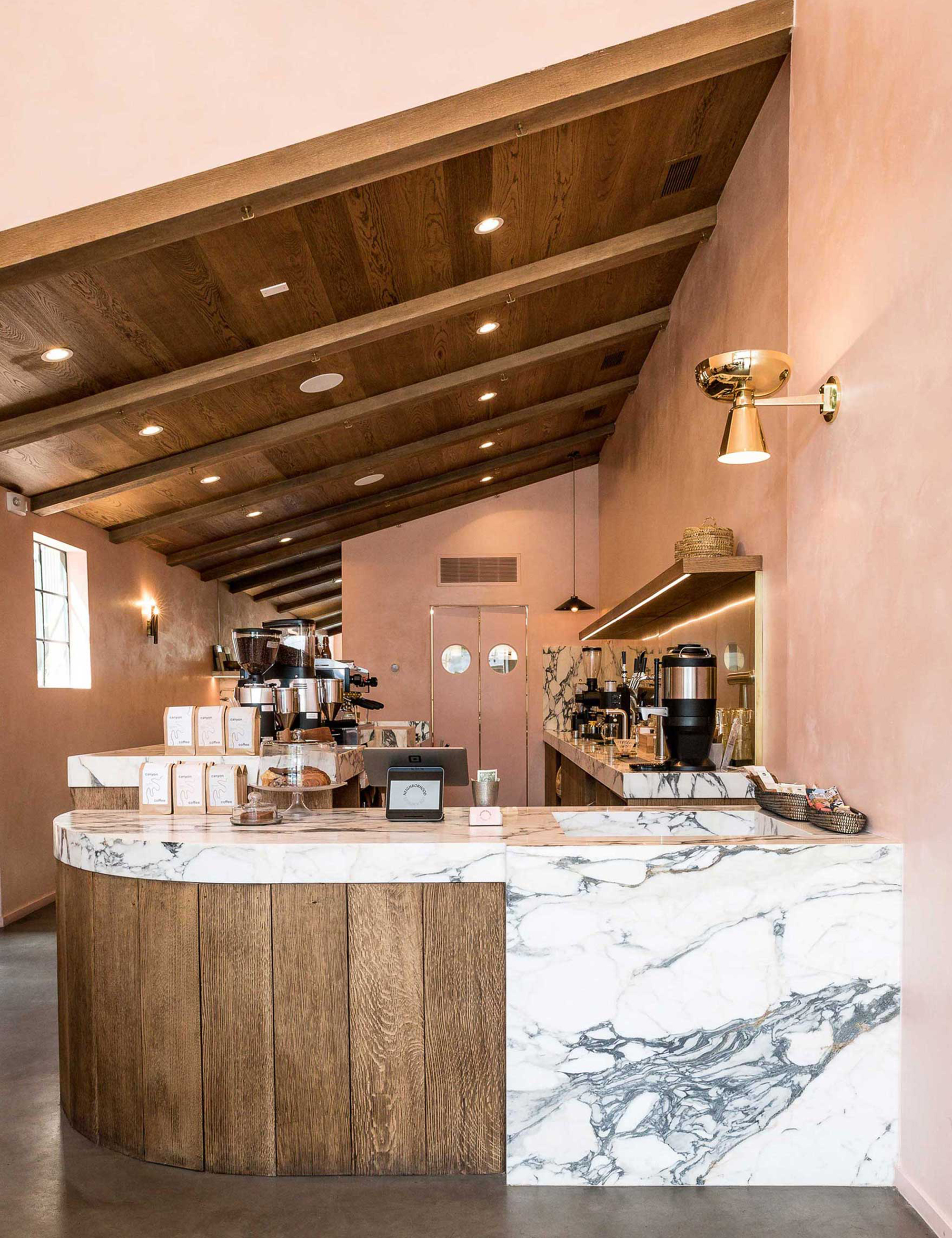 Behind the Design: The L.A. Coffee Shop Everyone's Talking About