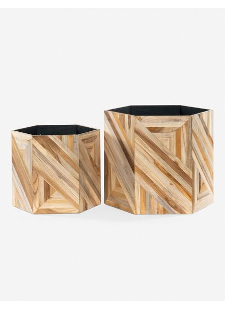 Luella Planters (Set of 2)
