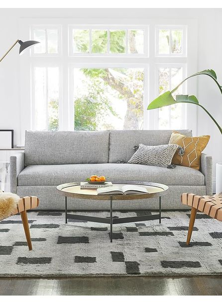 Callahan Sofa, Light Gray