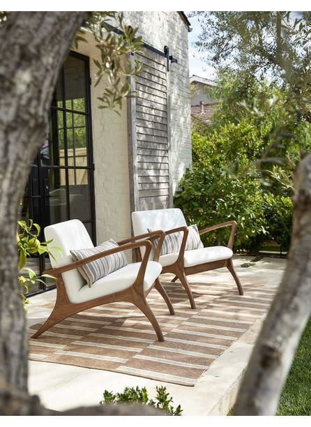 Venturi Indoor / Outdoor Accent Chair
