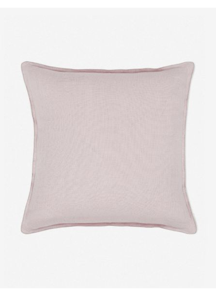 Arlo Linen Pillow, Greige