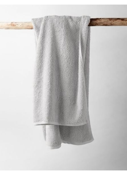 Coyuchi Cloud Loom Towel Set, Gray