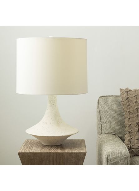 Coulwood Table Lamp, Ivory