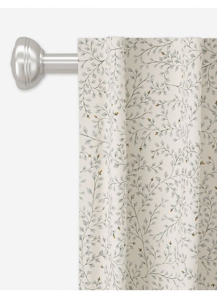 Rylee + Cru Curtain Panel, Dainty Leaves
