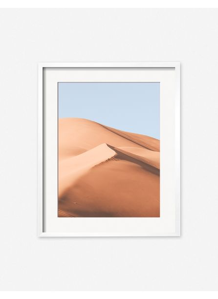 'Dunes' Photography Print by Carley Rudd