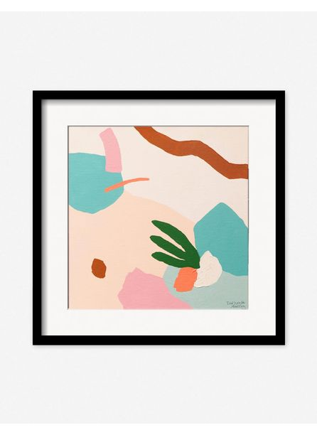 'Ground' Print by Fernanda Martinez