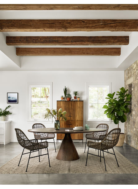 Adair Oval Dining Table