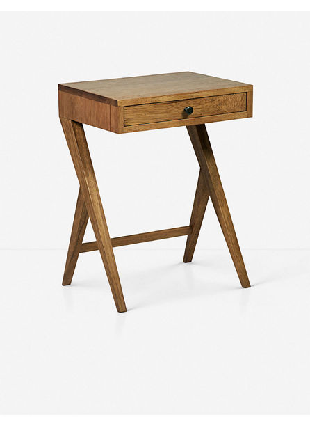 Hendrik Nightstand, Dark Walnut