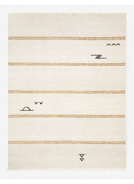 Iconic Stripe Rug By Sarah Sherman Samuel