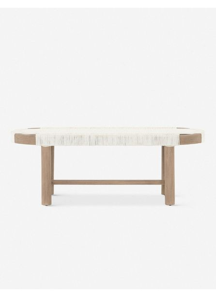 Arina Indoor / Outdoor Bench