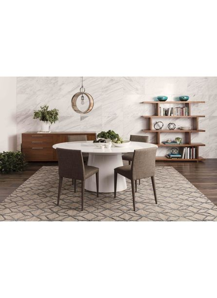 Magar Oval Dining Table