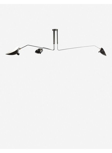 Jimema Chandelier, Black