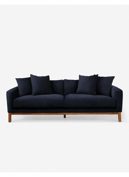 Maxwell Sofa, Navy