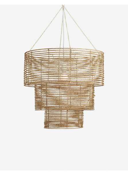 Minna Three Tiered Chandelier