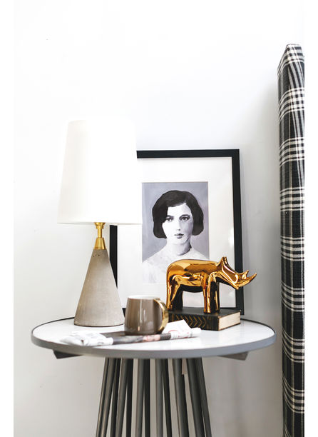 DwellStudio Rhino, Gold
