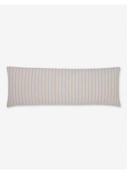 Ojai Long Lumbar Pillow, Camel