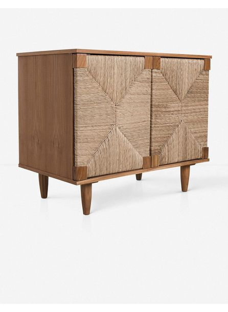 Sian Small Cabinet, Natural