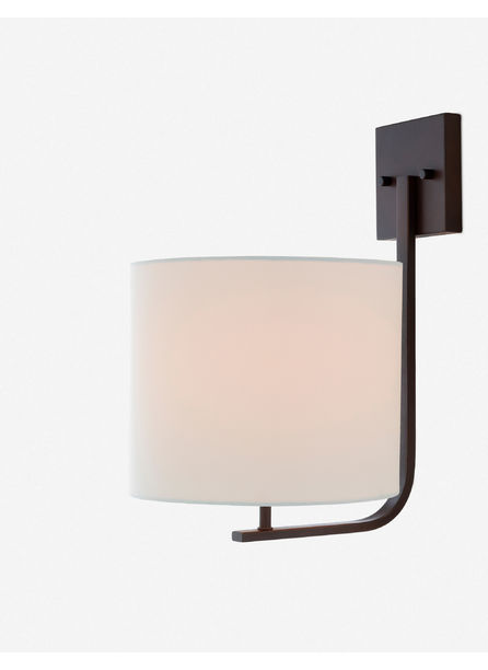 Stacey Wall Sconce, Black