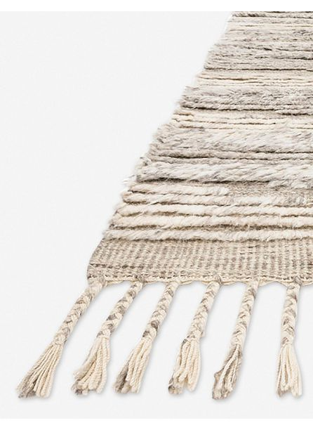 Willa Rug, Natural and Ivory
