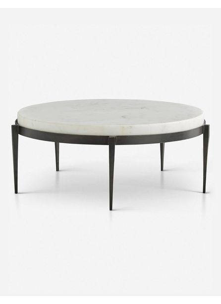 Arteriors Kelsie Round Coffee Table