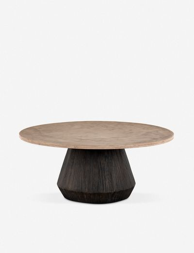 Penina Round Coffee Table