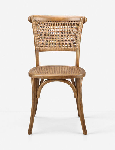 Lotta Dining Chair, Natural (Set of 2)