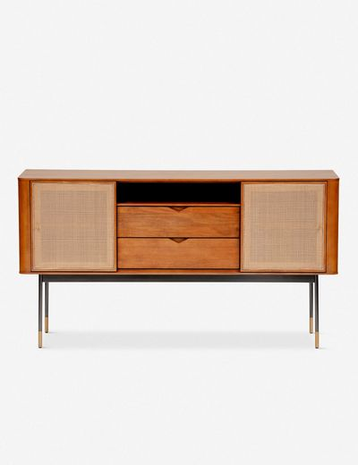Zennie Sideboard, Brown