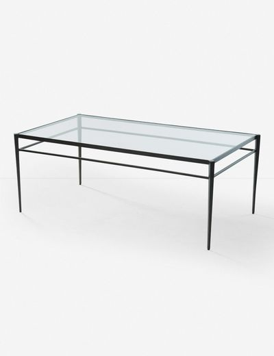 Dyna Coffee Table, Bronze