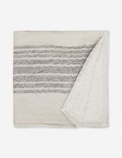 Flax Line Washcloth