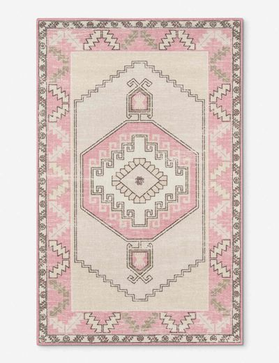 Round Table Alameda.Alameda Rug Rose