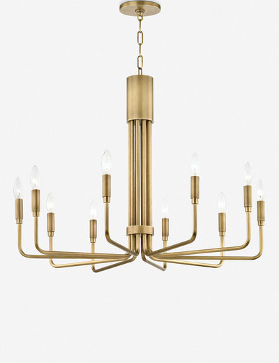 Alexane 10-Light Chandelier