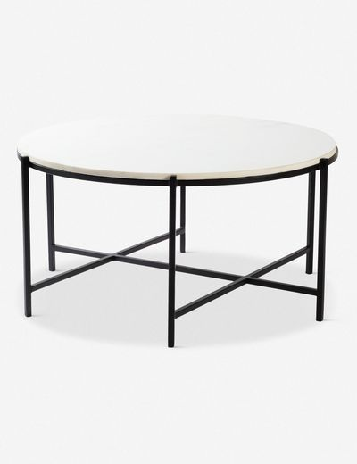 Berdina Round Coffee Table