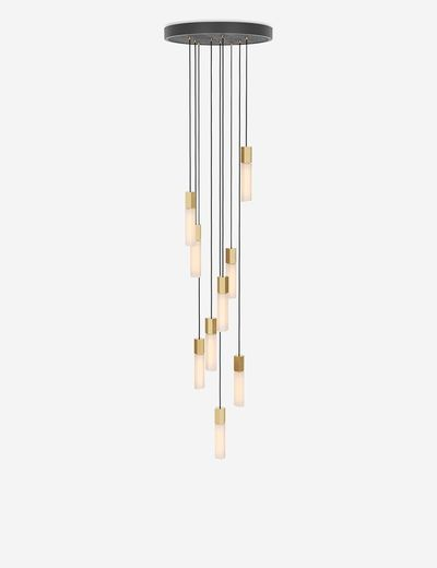 Tala Basalt 9-Light Pendant Light