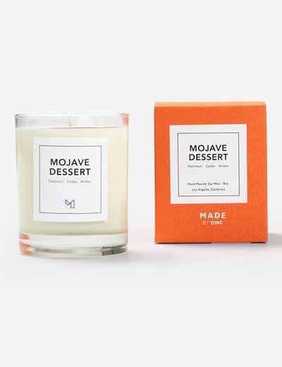 MADE by DWC Candle, Mojave Dessert
