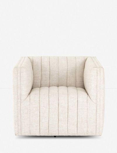 Roz Swivel Chair, Dover Crescent