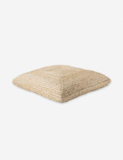 Candess Floor Pillow, Ivory