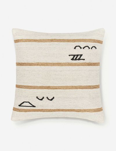Iconic Stripe Pillow By Sarah Sherman Samuel
