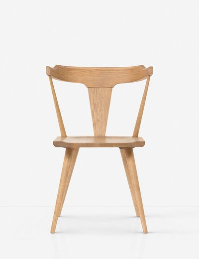 Lawnie Dining Chair, Sandy Oak