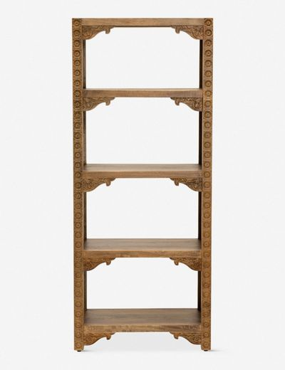 Morris & Co. Bullerswood Bookcase
