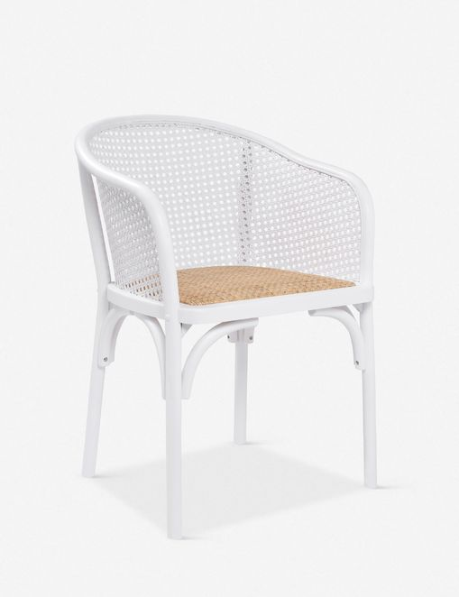 Summer Dining Chair, White