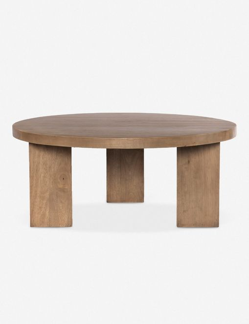 Placida Round Coffee Table