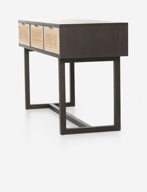 Margot Console Table, Black