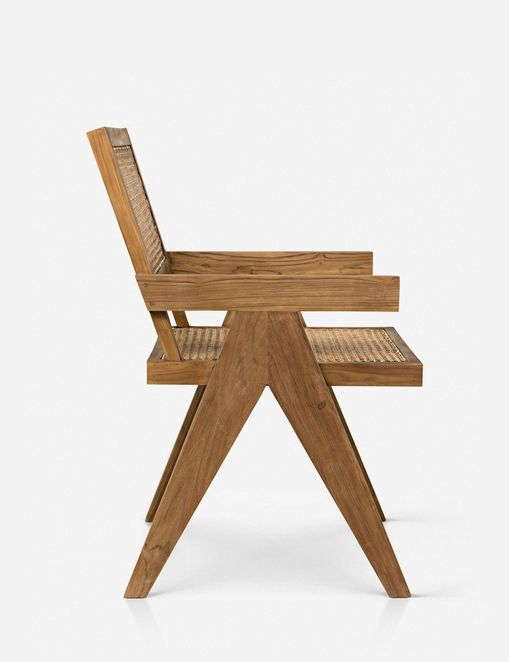 Alvi Dining Chair, Natural
