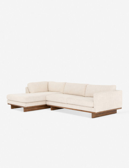 Ansley Left-Facing Sectional Sofa