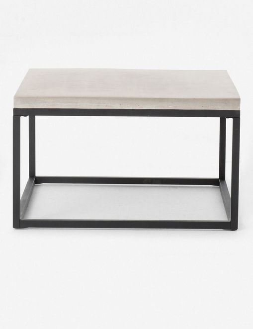 Enid Indoor / Outdoor Square Coffee Table