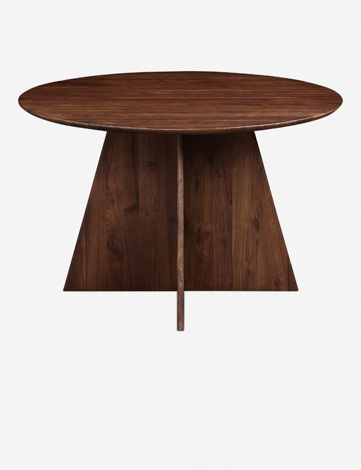 Venetian Round Dining Table