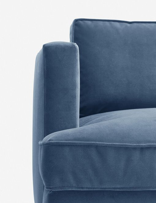 Belmont Accent Chair, Harbor By Ginny Macdonald